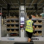 CILT award win makes it a hat-trick for Superdry & Invar Systems with Hikrobot