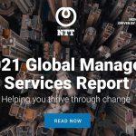 NTT reveals only 16.0% of UK & Ireland digital transformation efforts are optimised