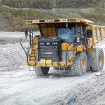 Quarry operator cuts costs & downtime with  telematics tyre monitoring solution