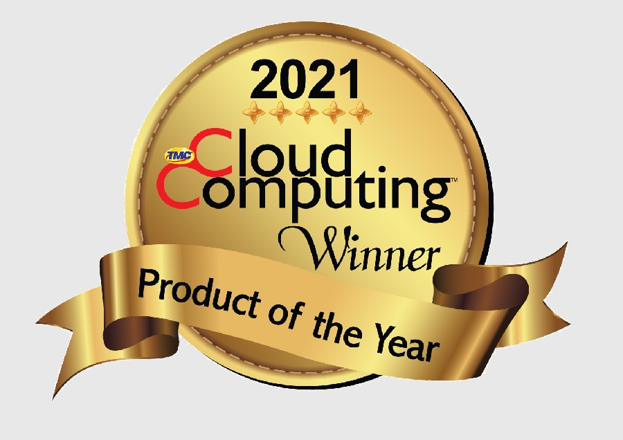 Axele Wins 2021 Cloud Computing Product of the Year