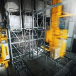 Automation in the world of fragrance: Jungheinrich builds automated intralogistics system for LUZI AG
