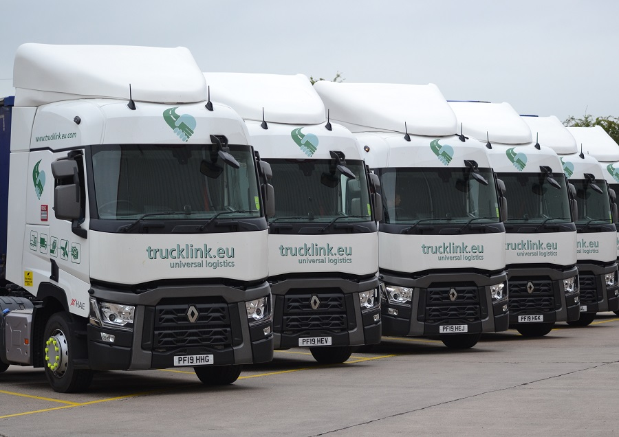 Logistics operator cuts driver infringements using TruTac