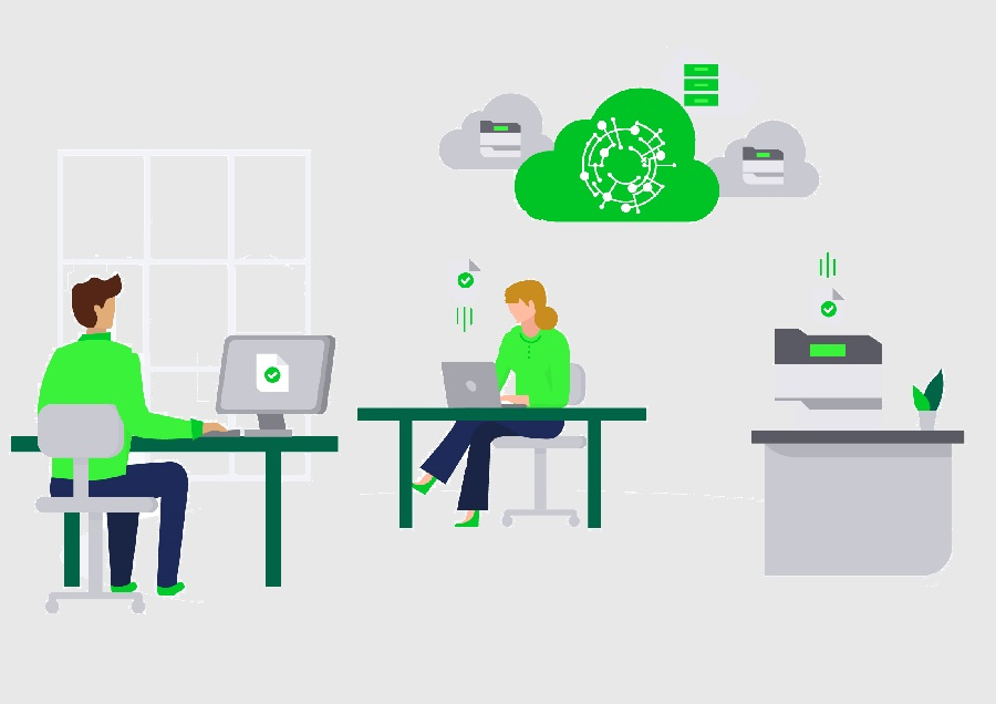 Lexmark Launches Cloud Bridge Connectivity Suite
