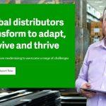 Global distributors invest in digital transformation, circular economy practices & servitisation