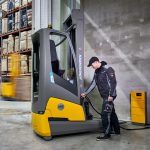 Law Distribution chooses Jungheinrich to optimise new warehouse space