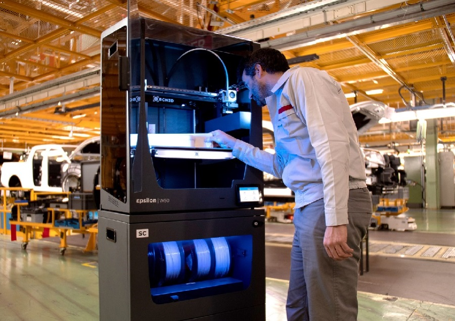 Nissan accelerates assembly line with BCN3D 3D printing solution