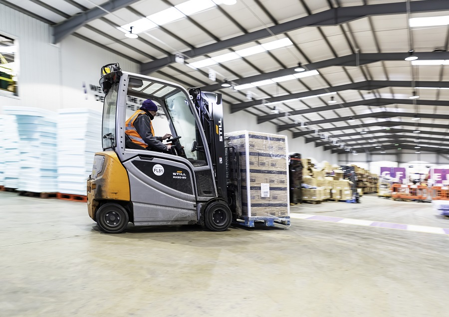 PacWolf Picks Infor Warehouse Management System