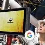 WEROCK updates industrial tablet Rocktab L110