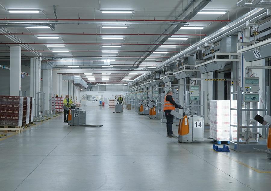 Budvar addresses rising global demand efficiently with ZetesMedea