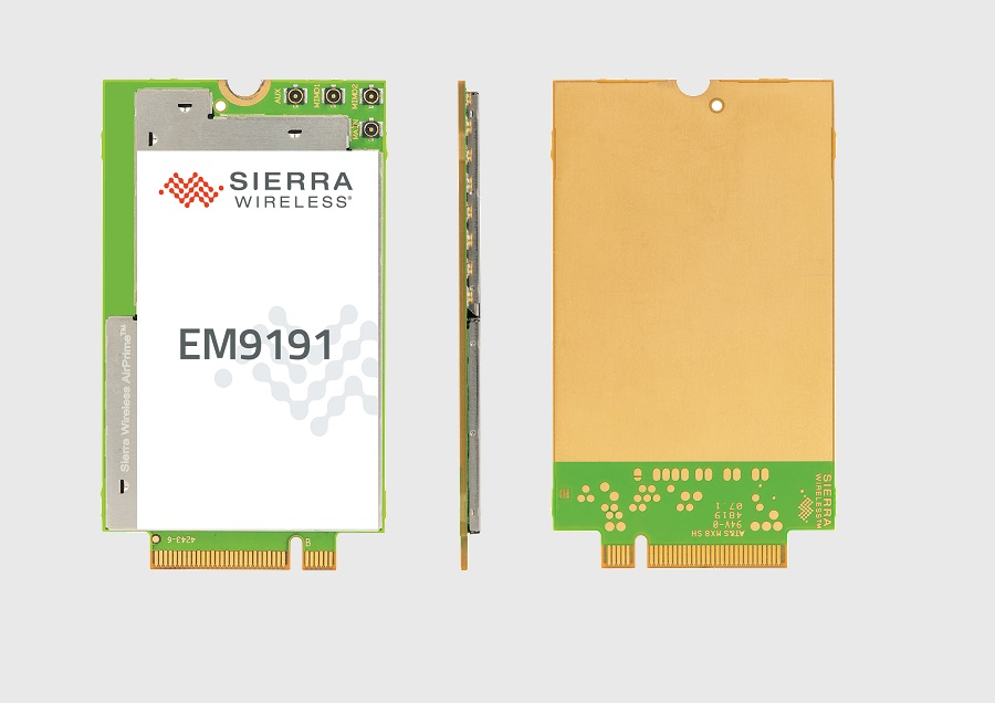 Sierra Wireless' EM9190 5G Module Rapidly Integrated by Mobile Viewpoint into its New Mobile Video Encoder