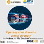 ECU Worldwide & Nordicon Announce Joint Venture