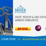 Short, Medium & Long Distance Winners Announced for the Microlise Driver of the Year Awards 2021