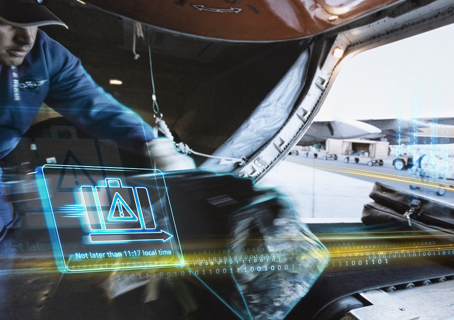 Siemens Baggage 360: New release provides real-time map to control operations remotely