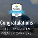 FourKites' 10th Premier Carrier List Delivers Tangible Returns to the World's Leading Carriers, Brokers & 3PLs