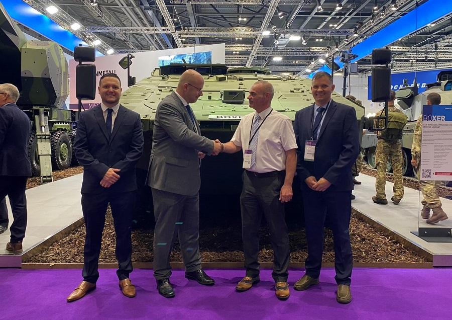 RBSL & RLS award £5m MIV supplier contract to TT Electronics