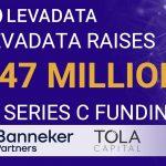 LevaData Raises $47M in Series C Funding