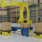 Mass robot potential for UK logistics SMEs in next 3 years