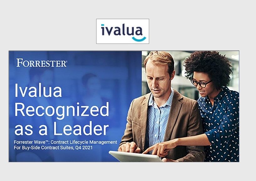 Ivalua Cited as a 'Leader' in Contract Lifecycle Management by Independent Research Firm