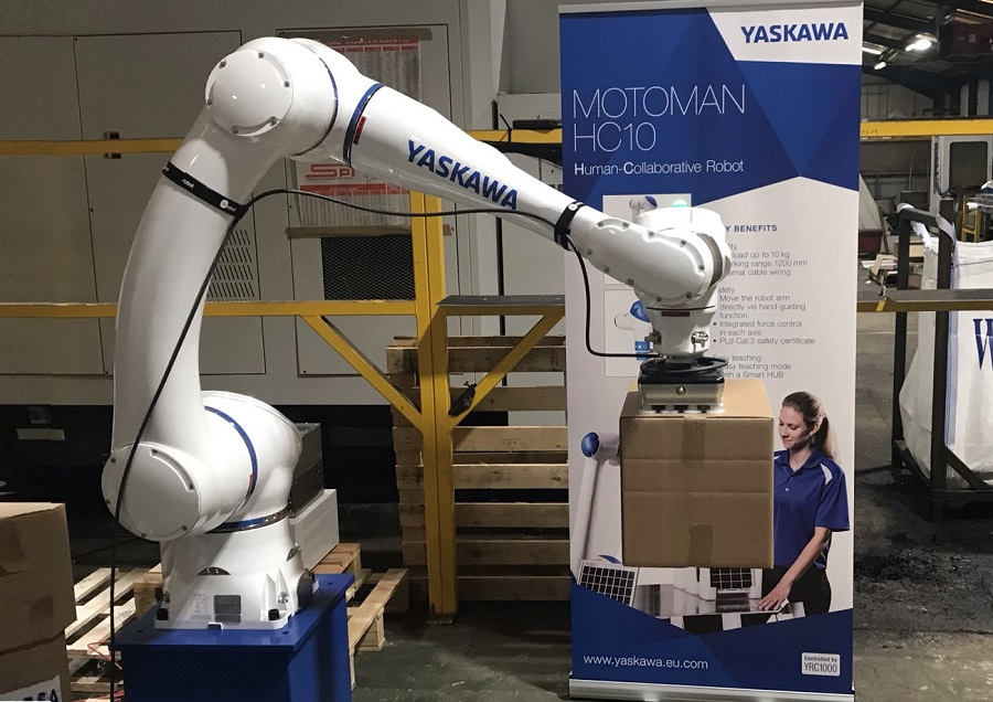 XL Global Group teams up with Yaskawa to showcase 'hands-on' robotics event